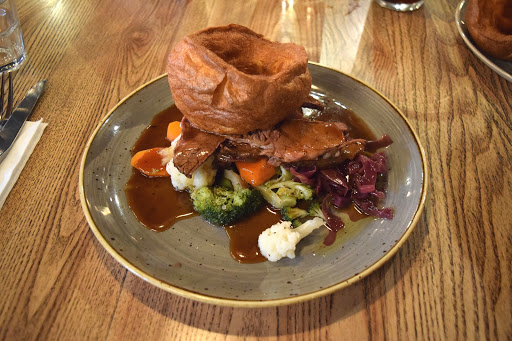 Sunday roast - Beef and Pudding