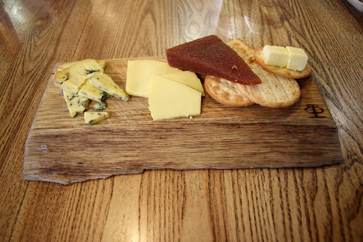 Cheese board - Beef and Pudding