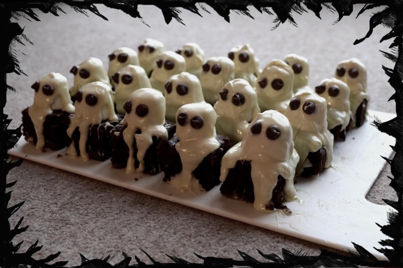 brownies-ghosts